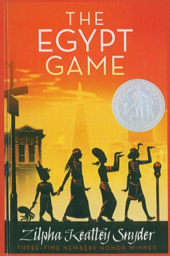9781606864784: The Egypt Game
