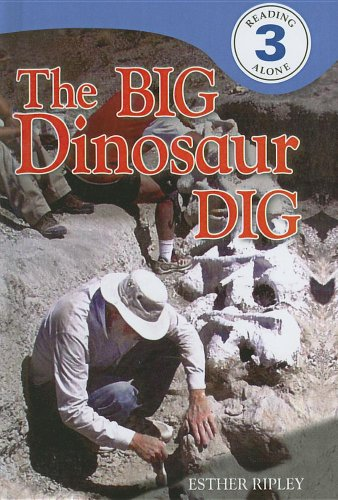 9781606865026: The Big Dinosaur Dig (DK Readers: Level 3)
