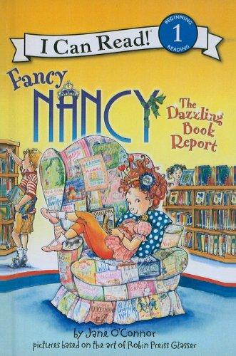 9781606865316: Fancy Nancy: Dazzling Book Report