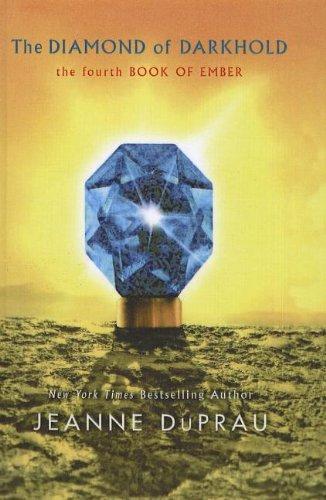 9781606866023: Diamond of Darkhold (Book of Ember)
