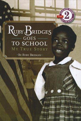 9781606866276: Ruby Bridges Goes to School (Scholastic Reader - Level 2 (Quality))