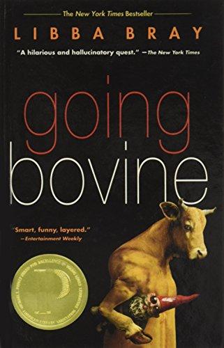 9781606867549: Going Bovine