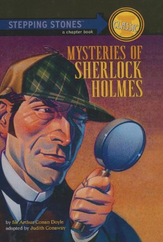 9781606867655: Mysteries of Sherlock Holmes (Stepping Stone Book Classics)