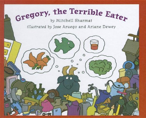 9781606867884: Gregory, the Terrible Eater