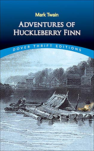 9781606868706: The Adventures of Huckleberry Finn (Dover Thrift Editions)