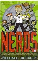 Nerds: National Espionage, Rescue, and Defense Society (Nerds (National Espionage, Rescue, & Defense Society) (Quali) (1606868896) by Buckley, Michael