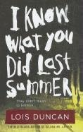 9781606869215: I Know What You Did Last Summer
