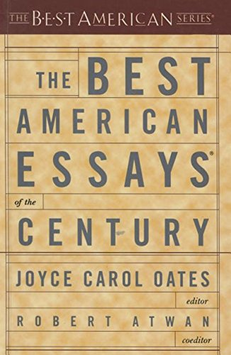 9781606869826: The Best American Essays of the Century