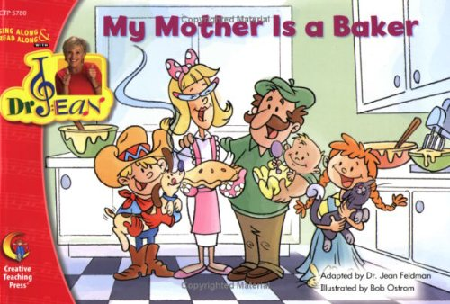 9781606891049: My Mother is a Baker Lap Book Dr. Jean (5780)
