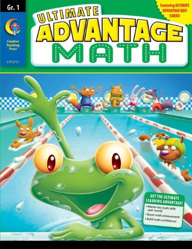Ultimate Advantage Math gr. 1: Purney, Dawn