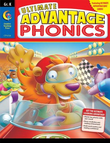 9781606899144: Ultimate Advantage Phonics Gr. K