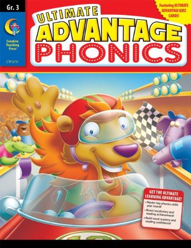 Ultimate Advantage Phonics, Gr. 3: Creative Teaching Press