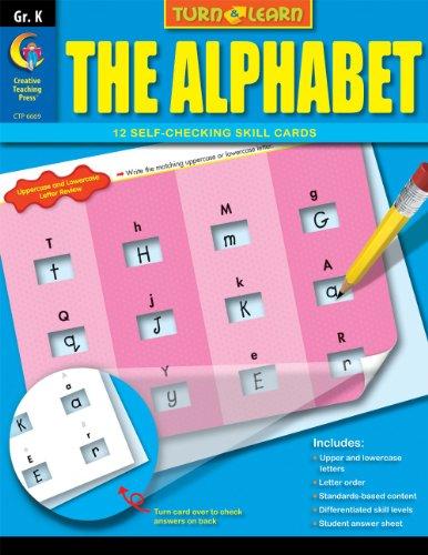 The Alphabet, Gr. K Turn & Learn: Jennifer Taylor Geck