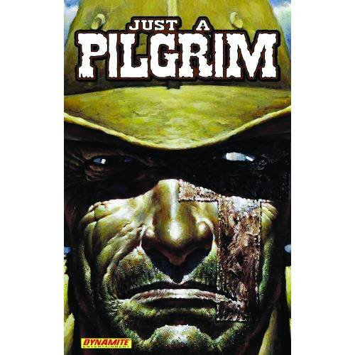 9781606900031: Garth Ennis Just a Pilgrim Complete Hardcover