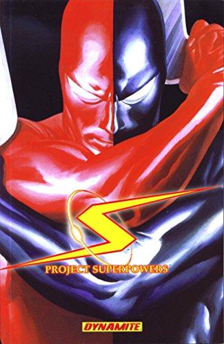 Project Superpowers Volume 1 TPB (v. 1): Jim Krueger; Alex