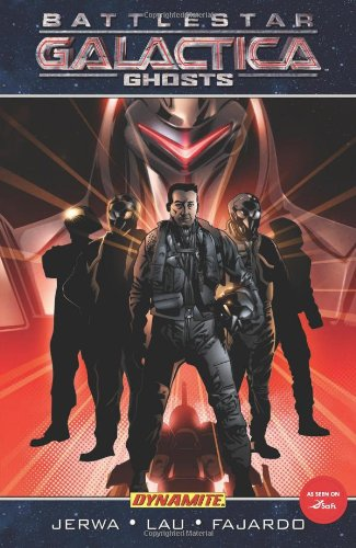 9781606900291: Battlestar Galactica: Ghosts (Battlestar Galactica (Paperback))