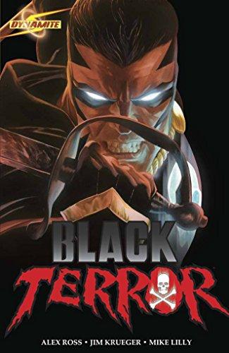 9781606900345: Black Terror, Vol. 1