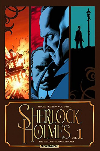 Sherlock Holmes SC (Sherlock Holmes (Dynamite Entertainment)): John Reppion