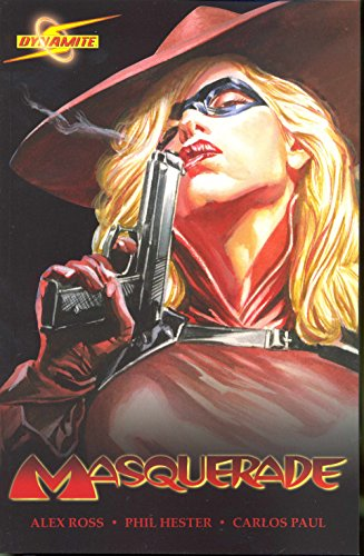 9781606900659: Project Superpowers: Masquerade Volume 1 (Masquerade (Dynamite Entertainment))