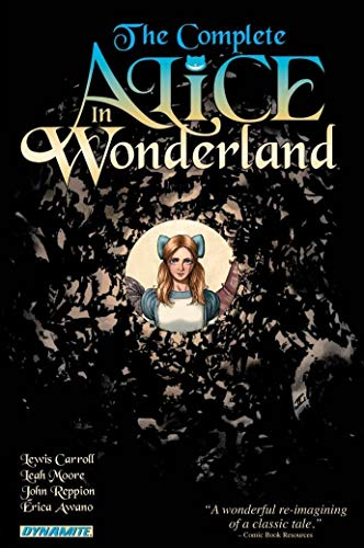 9781606900857: COMPLETE ALICE IN WONDERLAND HC