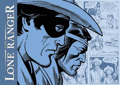 9781606900895: The Lone Ranger Strip Archive