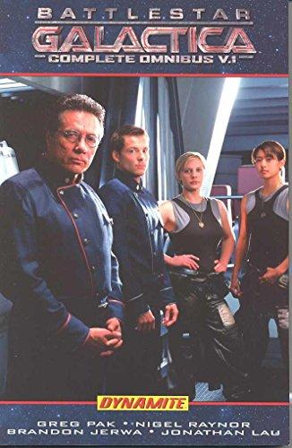 9781606900901: New Battlestar Galactica Omnibus (Battlestar Galactica (Dynamite))