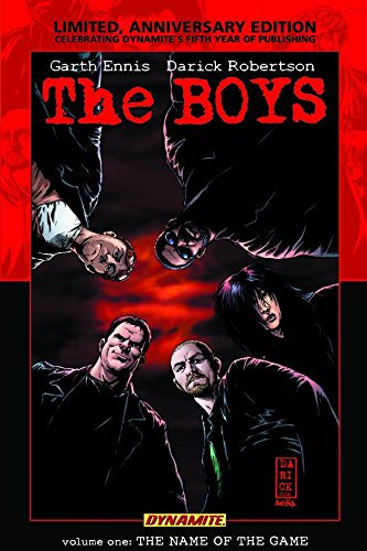 The Boys, Vol. 1: The Name of the Game, Limited Edition