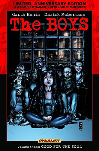 9781606900987: The Boys Volume 3: Good For The Soul Limited Edition (Boys (Hardcover))