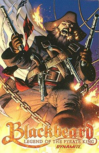 Blackbeard: Legend of the Pyrate King: Robert Place Napton