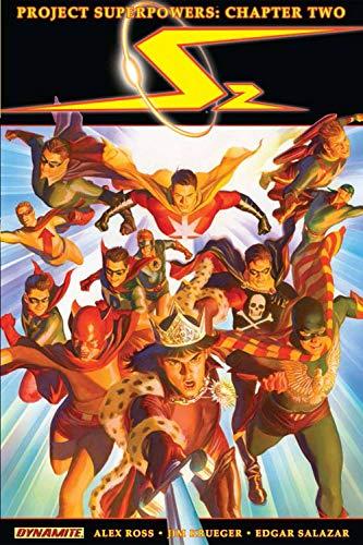 Project Superpowers Chapter 2 Volume 1 TP: Ross, Alex; Krueger, Jim