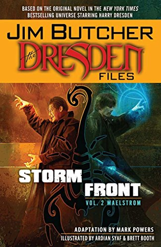 Jim Butcher's The Dresden Files: Storm Front Volume 2 - Maelstrom HC (Dresden Files (Dynamite ...