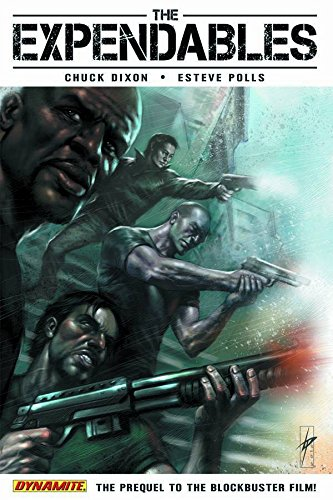 9781606901724: The Expendables TPB