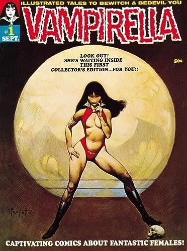 Vampirella Archives Volume One: Various Authors