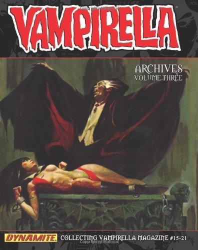 Vampirella Archives Volume 3: Various