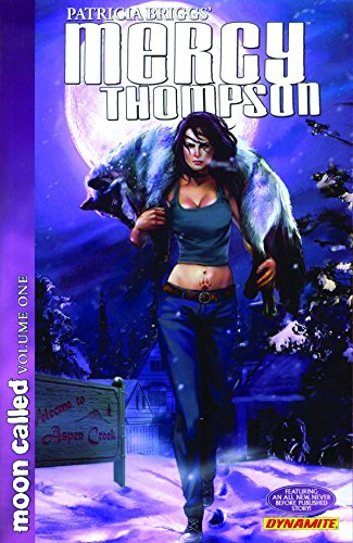 9781606902035: Patricia Briggs Mercy Thompson: Moon Called Volume 1