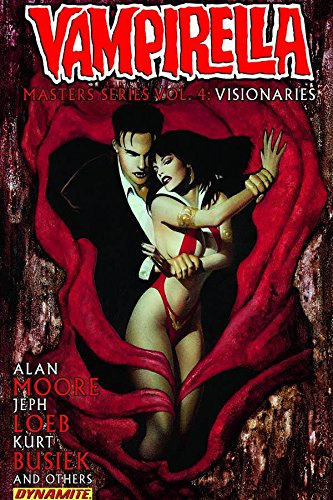 Vampirella Masters Series Volume 4: Visionaries (1606902091) by Various; Robinson, James; Mack, David