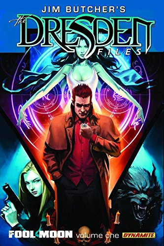Jim Butcher's Dresden Files: Fool Moon Part: Powers, Mark, Butcher,