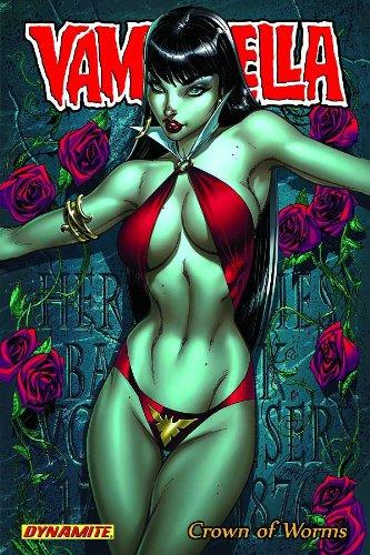 9781606902127: Vampirella Volume 1: Crown of Worms