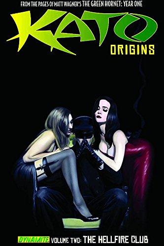 9781606902240: Kato Origins Volume 2: The Hellfire Club