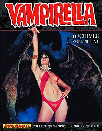 9781606902257: Vampirella Archives Volume 5