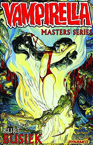 9781606902356: Vampirella Masters Series Volume 5: Kurt Busiek (Masters Series 5)