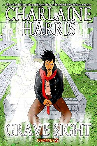 Charlaine Harris' Grave Sight Part 2: Harris, Charlaine, Harms,