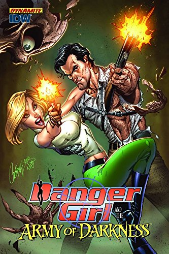 9781606902462: Danger Girl and the Army of Darkness