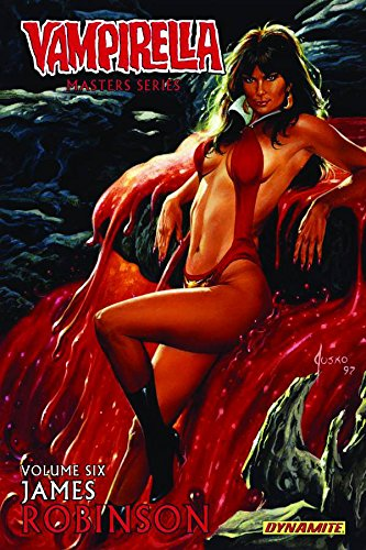 Vampirella Masters Series. Volume 6: James Robinson, Rick