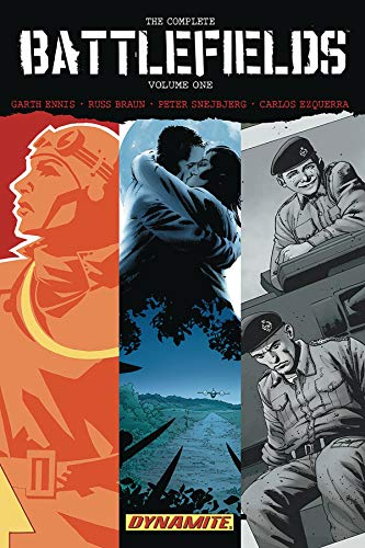 Garth Ennis Complete Battlefields Volume 1 (The Complete Battlefields)
