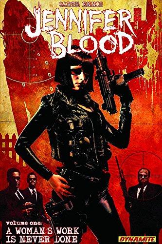 9781606902615: Garth Ennis' Jennifer Blood Volume 1