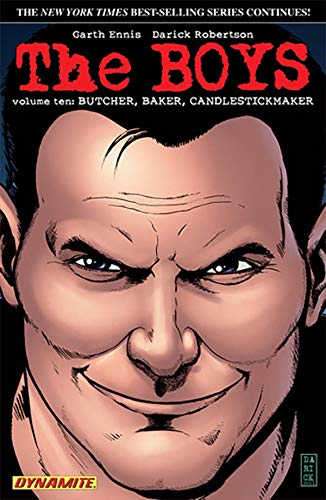 The Boys, Vol. 10: Butcher, Baker, Candlestickmaker