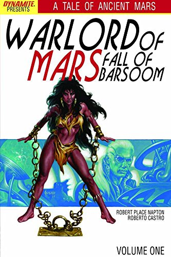 Warlord of Mars: Fall of Barsoom Volume 1 TP: Napton, Robert Place