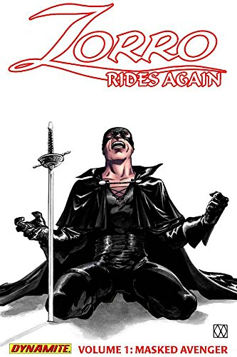 9781606902714: Zorro Rides Again Volume 1 (Zorro Rides Again Tp)