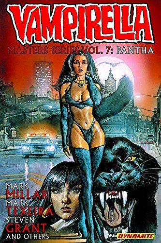 9781606903247: Vampirella Masters Series Volume 7: Pantha (Vampirella Masters Series Tp)